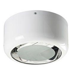Luminária de Sobrepor Redonda 24cm 2xE27/UN-4p