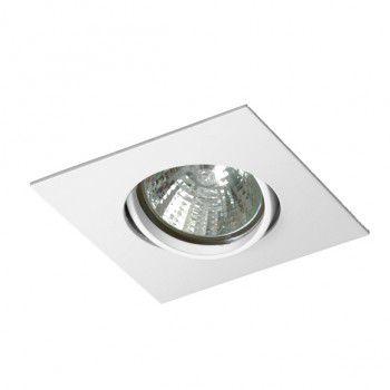Spot Quadrado Direcional 9x9cm GU10