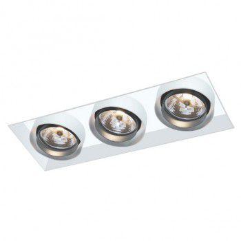 Luminária de Embutir 20x55cm AR111