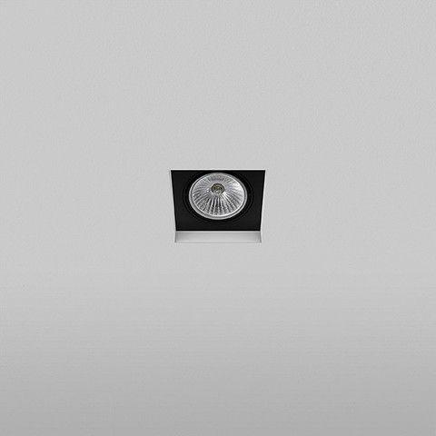 Spot Embutido Quadrado 15,5x15,5cm PAR30