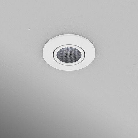 Spot Circular Embutido 6,8cm 3W 270lm 2700K