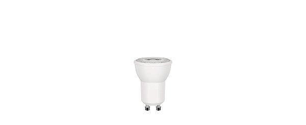 Lâmpada GU10 Minidicróica 4W 210lm 2700K Dimerizável