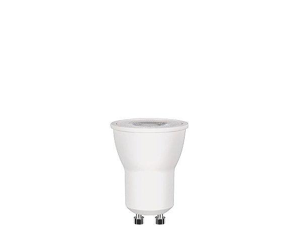 Lâmpada LED Mini Dicróica GU10 3W 240LM