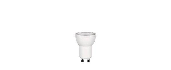 Lâmpada LED Minidicróica GU10 3W 210lm