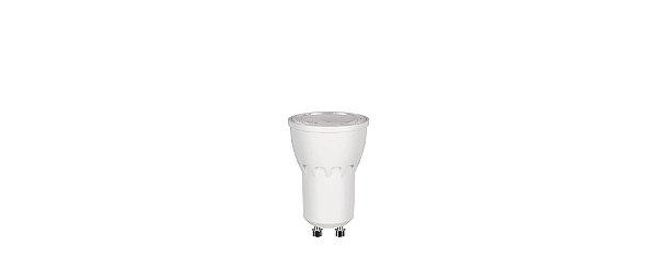Lâmpada LED Minidicróica GU10 2,5W 210lm
