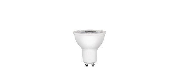 Lâmpada LED Dicróica 7W 525lm GU10