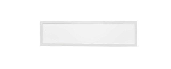 Painel Embutido Retangular SLIM 40W 4000K 32x122cm