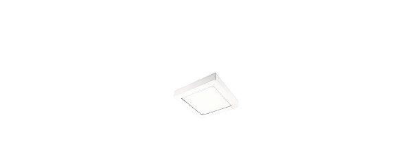 Painel Sobrepor Quadrado SLIM 6 W 11,5x11,5cm
