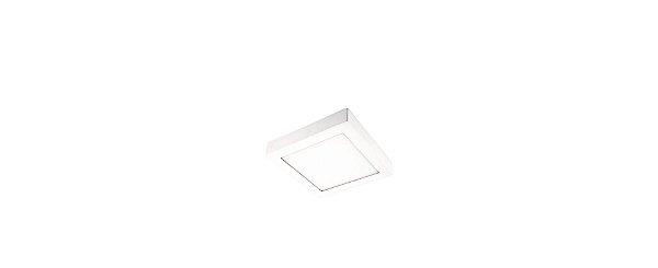 Painel SObrepor Quadrado SLIM 12W 16,5x16,5cm