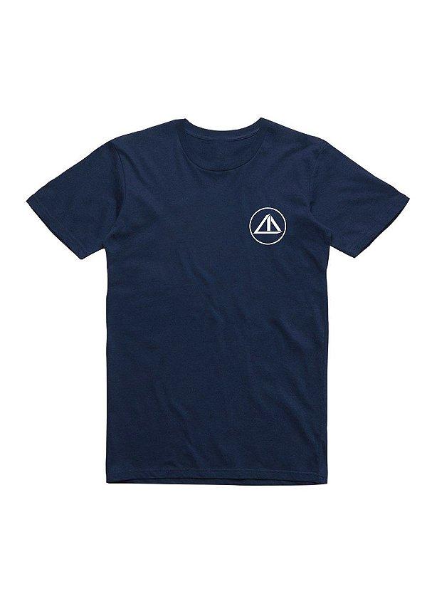 Camiseta Mini Logo Fivebucks Azul Marinho