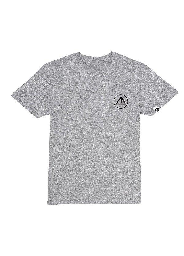 Camiseta Mini Logo Fivebucks Mescla