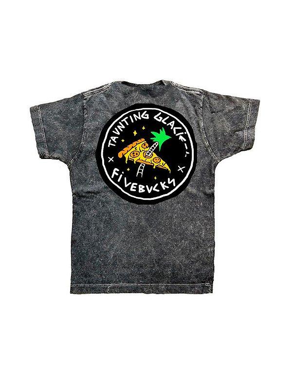 Camiseta Fivebucks X Taunting Glaciers - Pizza Party