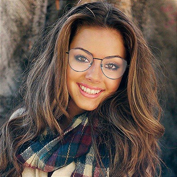 Armação Oculos Feminino AF10038