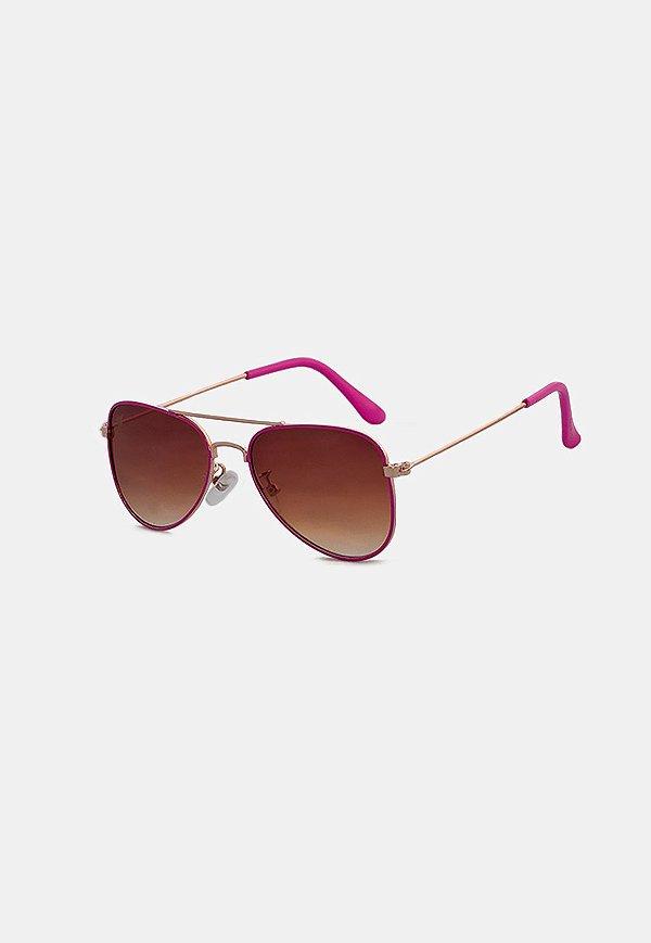 Oculos de sol Infantil Aviador