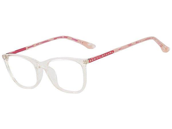 Armação Óculos Infantil KALLBLACK AI9171 Incolor