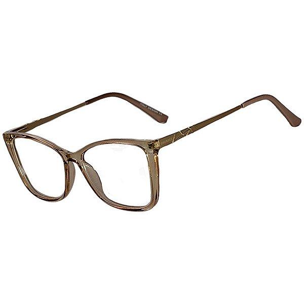 Armação Óculos Grau Feminino KALLBLACK AF2025
