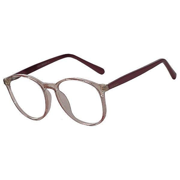 Armação Óculos Grau Feminino KALLBLACK AF2034