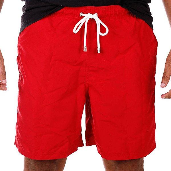 Short Masculino Vermelho