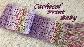 Cachecol Print Baby