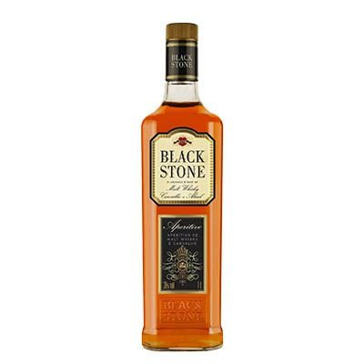 Whisky Black Stone 1L
