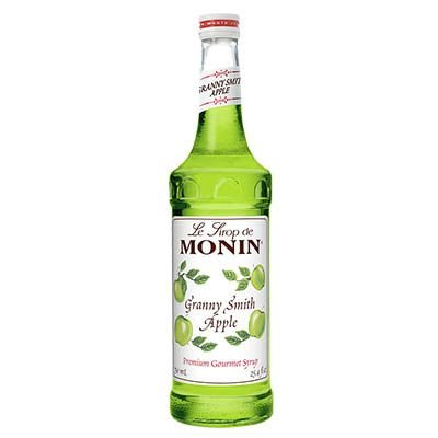 Xarope Monin Maça Verde 700ml