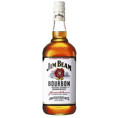 Whiskey Bourbon Jim Beam 1L