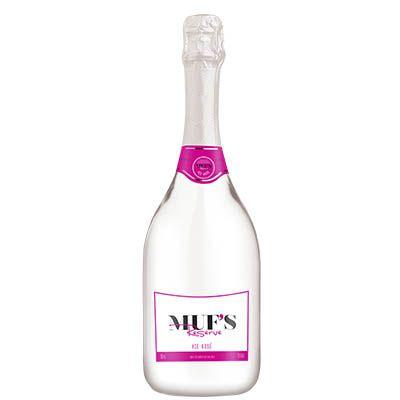 Espumante Muf's Reserve Ice Rosé 750ml