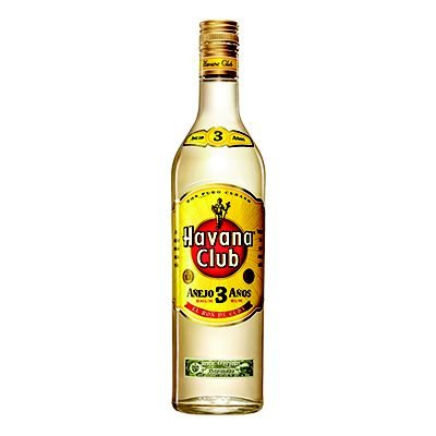 Havana Club Anejo Blanco 3 Anos 750ml