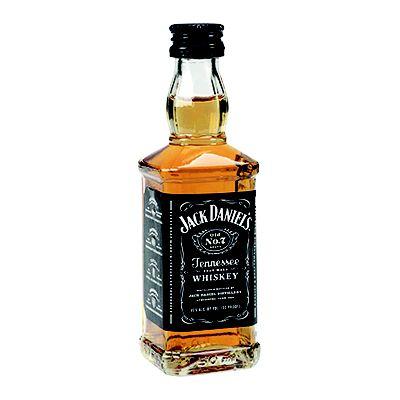 Whiskey Miniatura Jack Daniel's 50ml
