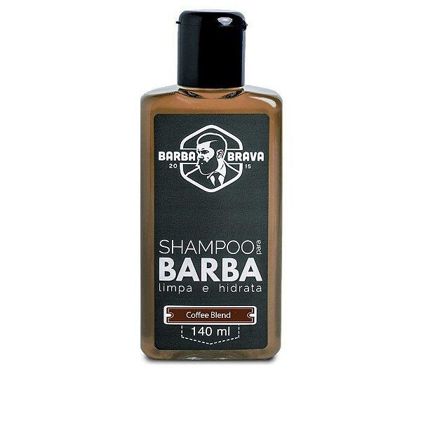 Shampoo Para Barba - Coffee Blend - BARBA BRAVA