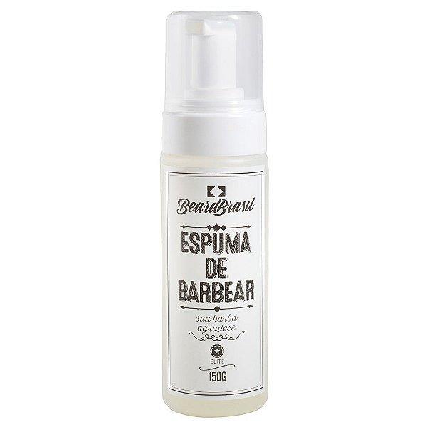 Espuma para Barbear - 150ml - BEARD BRASIL