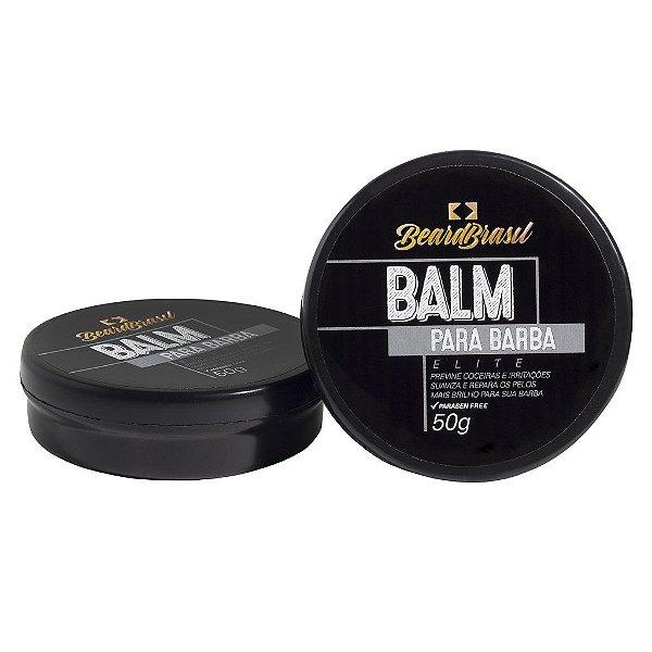 Balm para Barba Elite - 50g - BEARD BRASIL