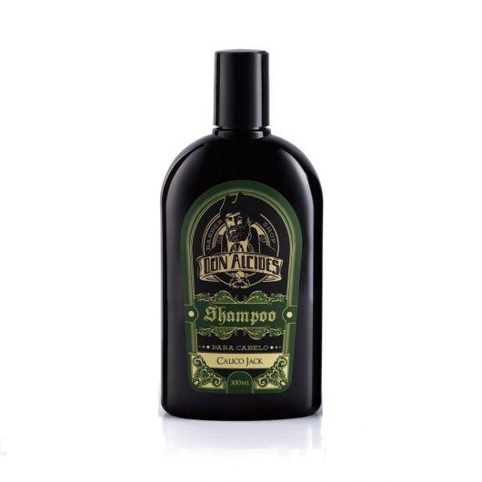Shampoo Para Cabelo - Calico Jack - 300ml - DON'ALCIDES