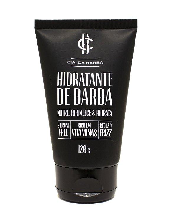 Hidratante de Barba - 120g - Cia. da Barba