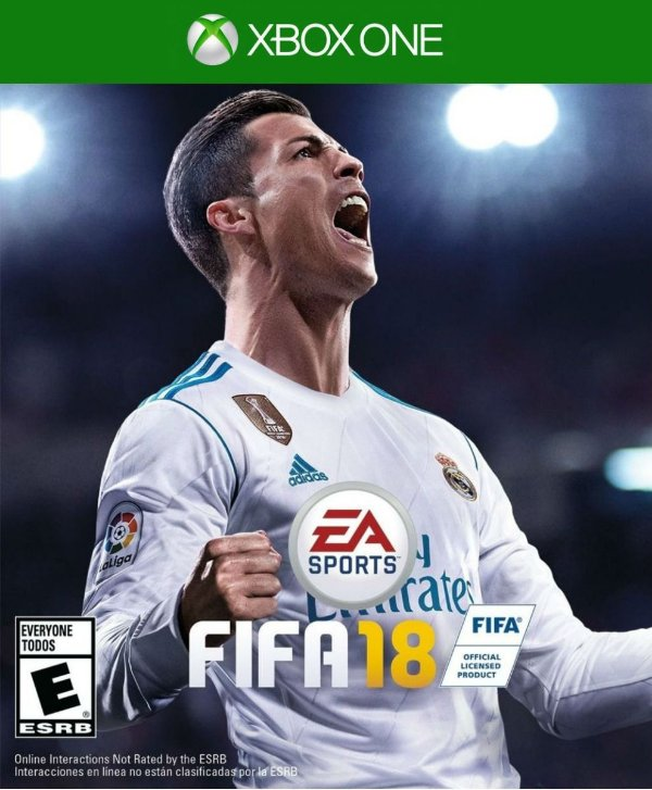 FIFA 18 - XBOX ONE - MIDIA DIGITAL - SOMENTE OFFLINE
