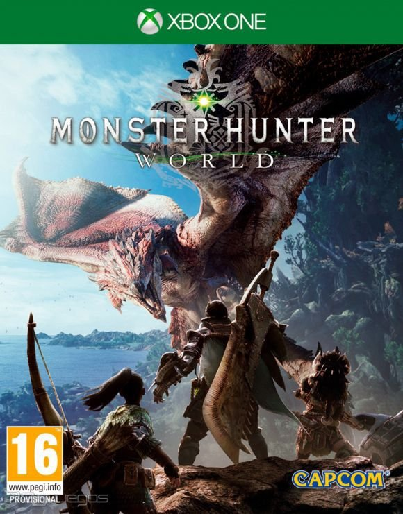 MONSTER HUNTER WORLD - XBOX ONE - MÍDIA DIGITAL - SOMENTE OFFLINE