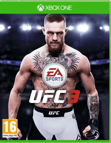 Ufc 3 - Xbox One - Mídia Digital - Somente Offline