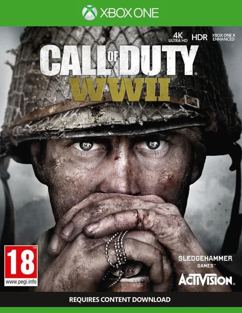 Call of Duty WW2 - Xbox One - Mídia Digital - Somente Offline