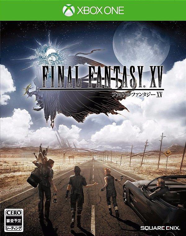 Final Fantasy XV - Xbox One - Mídia Digital - Somente Offline