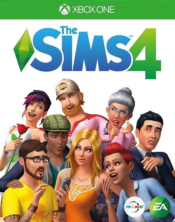The Sims 4 - Xbox One - Mídia Digital - Somente Offline