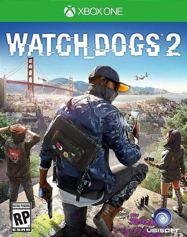 Watch Dogs 2 - Xbox One - Mídia Digital - Somente Offline