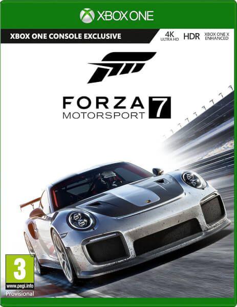 Forza 7 Mortorsport - Xbox One - Mídia Digital - Somente Offline