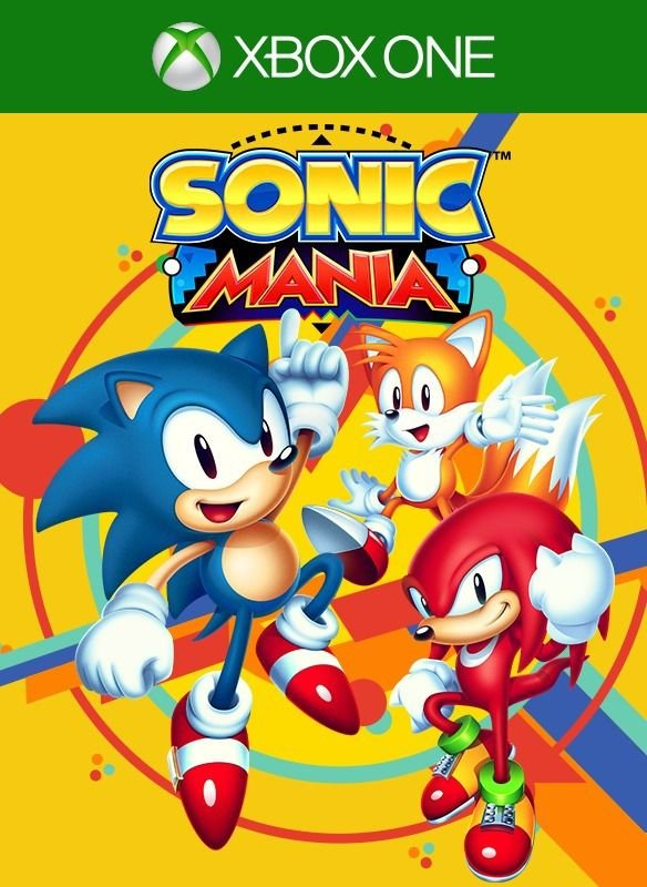 Sonic Mania - Xbox One - Mídia Digital - Somente Offline