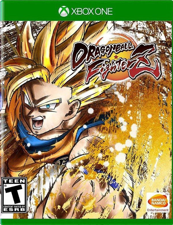 Dragon Ball Fighterz - Xbox One - Mídia Digital - Somento Offline