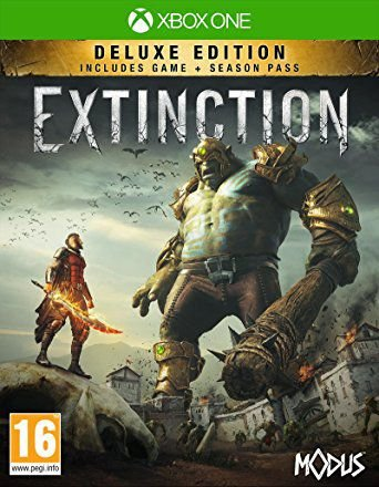Extiontion - Deluxe Gold - Xbox One - Mídia Digital - Somente Offline