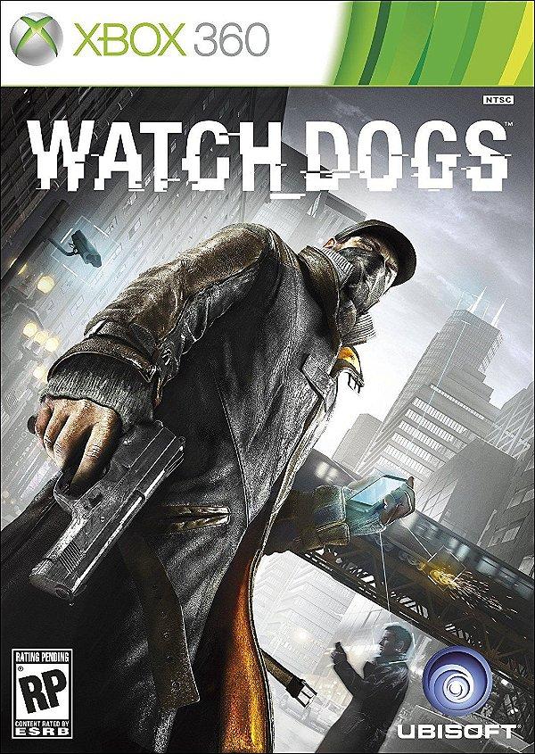 Watch Dogs - Xbox 360 Midia Digital