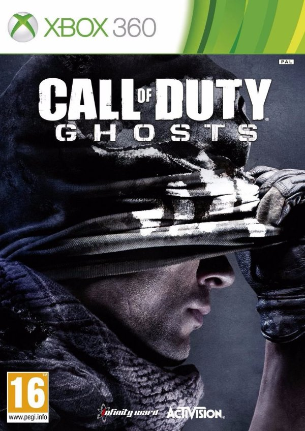 Call Of Duty Ghosts | Xbox 360 Midia Digital