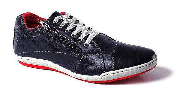 313c763d50 Sapatenis Masculino em Couro Legítimo Tchwm Shoes - Vancouver Joe