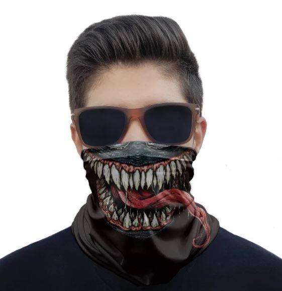 Máscara Bandana Venom