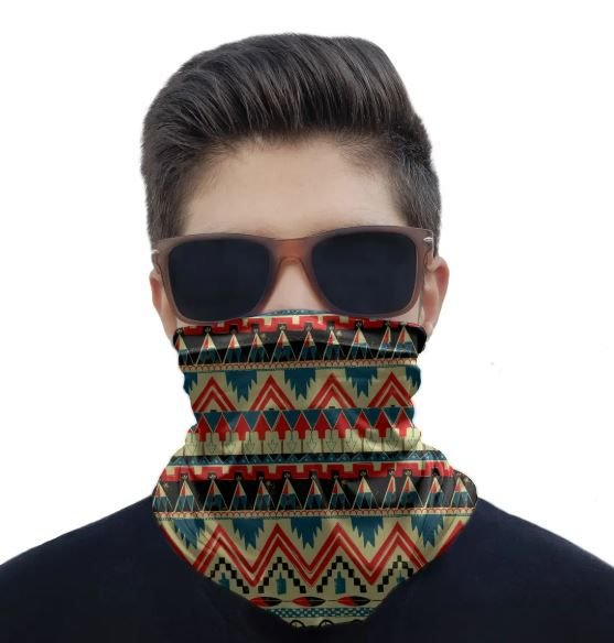 Máscara Bandana Tribal 2